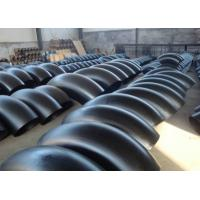 Wholesale ANSI B16.28 A234 WPB Carbon Steel Elbow Large Diameter 90 Degree For Pipe from china suppliers