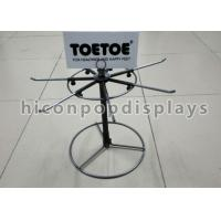 Wholesale Merchandising Retail Store Fixtures Table Top Revolving Display Rack from china suppliers