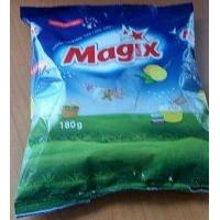Wholesale good quality 180g,1kg,500g OEM washing powder/power washing powder with magix brand name to Senegal market from china suppliers