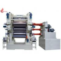 Wholesale 3 Roll Soft PVC Calender Machine Oil Heating wrapped by film and fixed in container from china suppliers