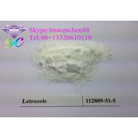 Wholesale Anti-Estrogens letrozole / Femara white powder steroid Powders CAS 112809-51-5 from china suppliers