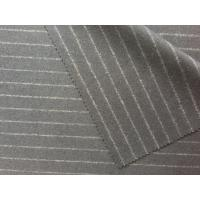 Quality Multi Function Striped Felt Fabric , Hand Dyed Felted Wool Fabric for sale