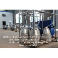 Wholesale 4 Clusters Portable Mobile Milking Machine For Cows / Goats from china suppliers