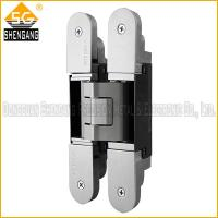Wholesale adjustable concealed hinges 180 opening angle from china suppliers