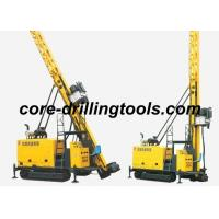 Buy cheap 145 kW Power Core Drilling Rig / Hydraulic Core Drilling Machine 1900rpm from wholesalers