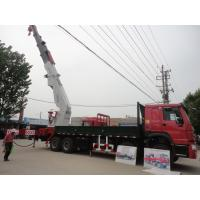 Wholesale SINO TURK HOWO heavy duty 120ton crane truck for sale, best price CLW brand heavy duty 100-200tons crane mounted truck from china suppliers