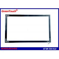 Wholesale Coordinate Output Format Infrared Touch Frame 26 Inch , Multitouch Frame from china suppliers