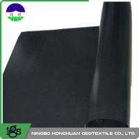 Wholesale 1.25mm HDPE Geomembrane Liner Ultra Tech Flexible Geomembrane For Subway from china suppliers