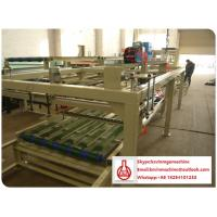 Wholesale Hollow Sandwich Fiber Cement Wall Panel Forming Machine 4 - 25mm Thickness from china suppliers