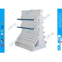 Wholesale Gondola Solid Panel Retail Display Shelves For Bookshop Store from china suppliers