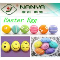 China Shock-absorbing Paper Pulp Molded Easter Eggs for Easter Decoration Gift on sale