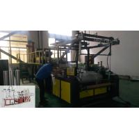 Wholesale PLC Operation Consumption Fully Automatic Cast Film Extrusion Machine Easy Operation 150 KG / H Model No. SLW-1000 from china suppliers