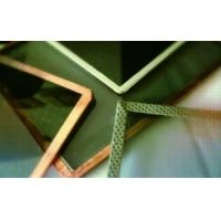 Wholesale EMI/RFI SHIELDED Mesh Laminated Shielding Glass/Polycarbonate Windows from china suppliers
