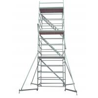 Wholesale Lightweight Adjustable Galvanized Steel Scaffolding Of The Working Platform from china suppliers