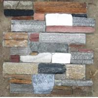 Wholesale Multicolor Z Stone Cladding,Natural Stacked Stone,Outdoor Stone Veneer,Indoor Stone Panel from china suppliers