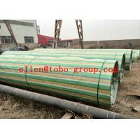 Quality ASTM A213 TP347 austenitic stainless steel seamless pipe for sale