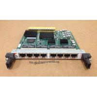 Wholesale SPA-8XCHT1/E1-V2 8-Port Channelized T1/E1 Serial SPA Gigabit Ethernet from china suppliers