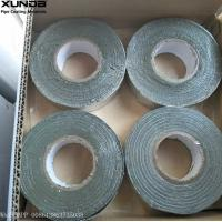 Wholesale Gray / Black Butyl Sealing Tape , Aluminium Lamination Butyl Flashing Tape from china suppliers