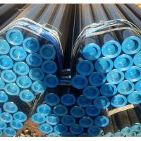 Wholesale ASTM A106 Gr. B Black Carbon Steel Seamless Pipe Sch40 Sch80 Std For Fluid Transport from china suppliers