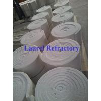 Wholesale Ceramic Insulation Blanket , Sound Absorption Ceramic Fiber Refractory from china suppliers