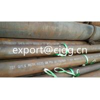 Wholesale Hot Finished Seamless Tube Alloy Steel Pipe SA335 P11 / P12 / P22 from china suppliers