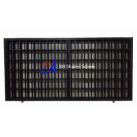Wholesale Oil & Gas Swaco Mongoose Steel Frame Shaker Screen For Solid Control from china suppliers