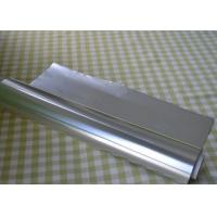 Wholesale 450mm Width Heavy Aluminum Foil 10M Length Preventing Freezer Burn 0.025mm Thickness from china suppliers