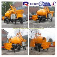 Wholesale Pully JBT40-P1 China building machine, concrete mixer pump with high quality from china suppliers
