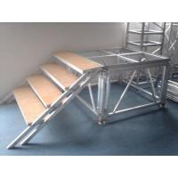 Wholesale Aluminum mobile stage and acrylic glass stage platform / aluminium transparent acrylic stage platform from china suppliers