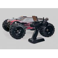 Wholesale Radio Control Electric RC Buggy 1 10 Brushless , 4X4 Electric RC Trucks from china suppliers