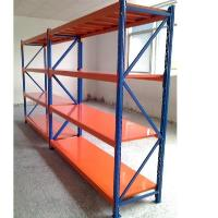 Wholesale Warehouse Storage Shelf/Light-Duty Warehouse Rack/Metal Stacking Shelving  from china suppliers