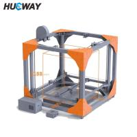 Wholesale Big rep one  3d printer machine with ABS / PLA  Printing Materials from china suppliers