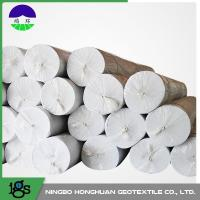 Wholesale Environmental Needle Punched Non Woven Geotextile Fabric 13.0kN/M Tensile Strength from china suppliers