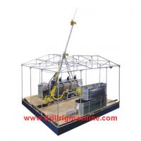 Wholesale Aluminum Core Drill Rig 50KN push force 1150 kg 600m drilling depth from china suppliers