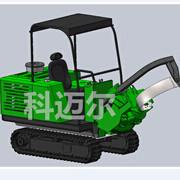 Wholesale tree mover/moving tree machine on crawler/track mobile dig tree equipment/tree digger machine/crawler type truck dumper from china suppliers