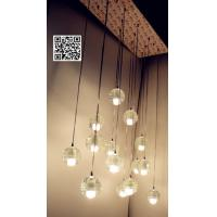 Quality Handblown glass ceiling lightings for sale , China supplier for sale