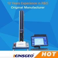 Wholesale Horizontal Computer Control Peel Adhesion Tester For Max 120mm Plastic Film from china suppliers