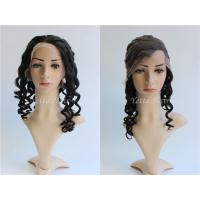 Wholesale 7A Grade Loose Wave Glueless Full Lace Human Hair Wigs For Black Women from china suppliers