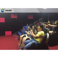Wholesale Electric 7D Cinema System multi - screen Luxury Seats In Museum , Mall from china suppliers