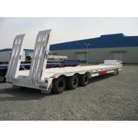 Buy cheap 16m-3 Axles-40T-Low Bed Semi-Trailer from wholesalers