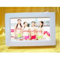 Wholesale  DHD 7 inch digital photo frame Supports Memory Card SD,  MS,  MMC,  Card Reader  from china suppliers