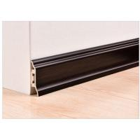 Wholesale 7cm Thickness Eco - Friendly PVC Skirting Boards For Modern Kitchen Decorative from china suppliers
