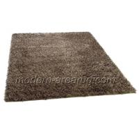 Wholesale Customized Tobacco Polyester Shaggy Pile Rug, Custom Area Rugs For House Decoration from china suppliers