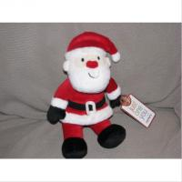 China Promotional Holiday Plush Toys Carter'S Just One You Small Stuffed Santa on sale
