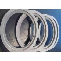 Wholesale Tungsten carbide sealing rings / cemented carbide rollers with high wear resistance from china suppliers