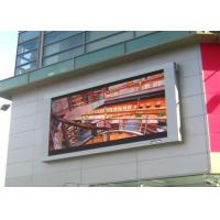 Wholesale High Definition P10 Full Color Led Display Outdoor Digital Billboard Signs V120 / H120 from china suppliers