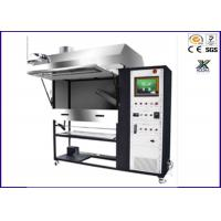 Buy cheap Pavement Material Flammability Test Chamber Radiant Heat Flux Test Device from wholesalers