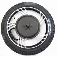 """Wholesale 36v 48v 500w 18"""" Wheel Hub Motor Kit For Electric Bike / Scooter from china suppliers"""