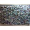 Buy cheap New zealand green abalone shell laminate 9.5x5.5x.06-.09