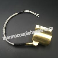 Wholesale 12V Coil Heaters With Thermocouple , Stainless Steel Nozzle Band Heaters from china suppliers